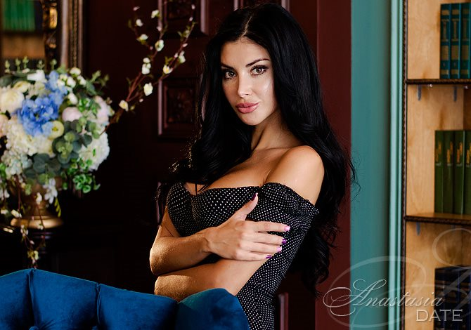 online dating profile AnastasiaDate