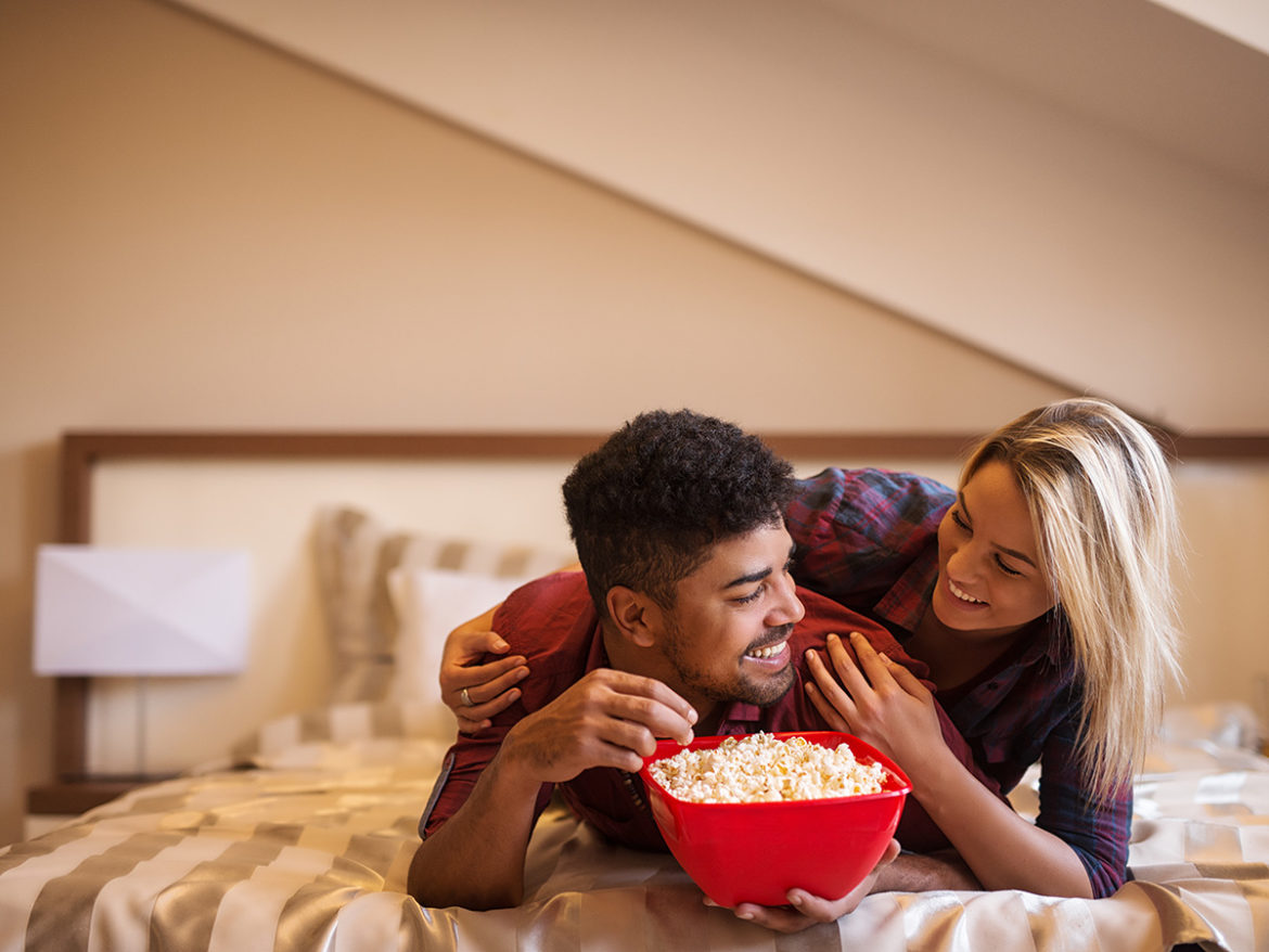 Popcorn Therapy Can Save Your Marriage | Anastasia Date